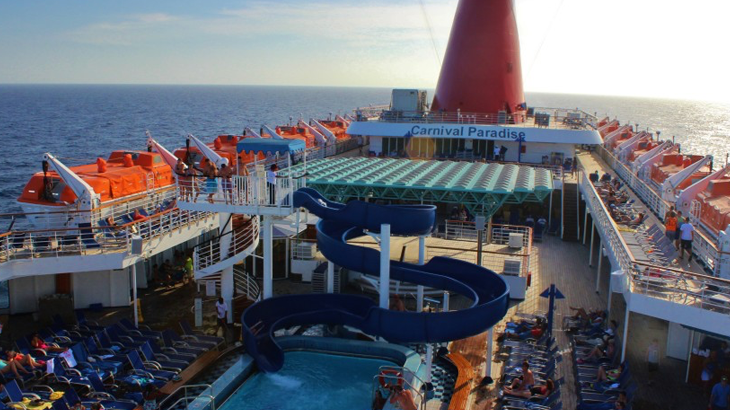 Carnival Paradise Resumes Cruising After Makeover Omega World Travel