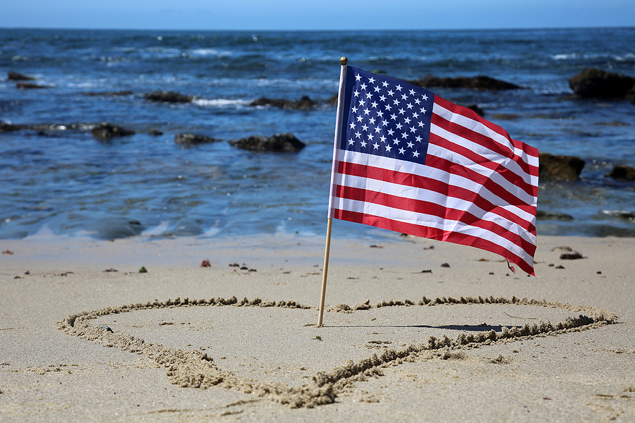 High Demand for Beaches July 4