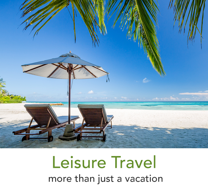 Leisure and Vacation Travel